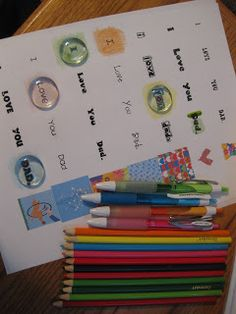 Tangled with Teaching: Mother's & Father's Day Craftivity Freebie