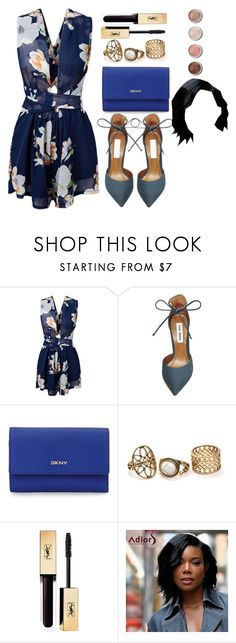 """Untitled #1005"" by jelena-678 ❤ liked on Polyvore featuring Steve Madden, DKNY and Terre Mère"