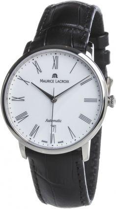 Швейцарские часы Maurice Lacroix Les Classiques LC6067-SS001-110 Часы входят в модельный ряд коллекции Les Classiques. Это модные Мужские часы. Материал корпуса часов — Сталь. Ремень — Кожа. В этой модели стоит Сапфировое стекло. Водозащита этой модели 30 м. Доставка по России. Geo Russia. #vintage #technology #outerspace #gadgets #shoes #watch #wristwatch #часы #гаджеты #технологии #дизайн #наручные #наручныечасы