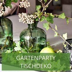 Das Rezept Für Eine Gelungen Gartenparty? Nette Gäste, Leckeres Essen,  Gutes Wetter Und