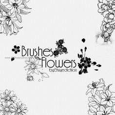 Floral Art Brushes Photoshop - https://www.123freebrushes.com/floral-art-brushes-photoshop-4/