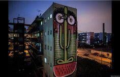 Sao Paulo / Arte urbano