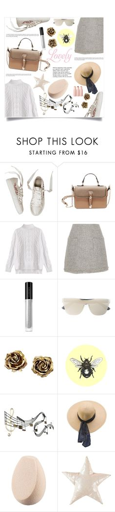 """Close To My Heart"" by violet-peach ❤ liked on Polyvore featuring River Island, Illamasqua, RetroSuperFuture, Tiffany & Co., C. Jeré, American Apparel, StreetStyle, beautiful, lovely and Great"