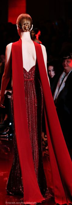 Elie Saab Haute Couture | F/W 2013