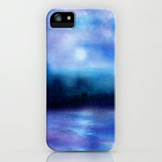 The sun and the Silent water. iPhone & iPod Case by Viviana González - $35.00