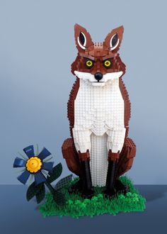 Beautiful LEGO Wild! Book by Mike Doyle