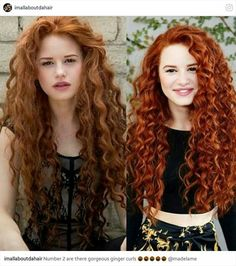 [New] The 10 Best Hairstyles (with Pictures) - Para as ruivas e cacheadas! Long Red Hair, Girls With Red Hair, Curly Red Hair, Curly Ginger Hair, Natural Red Hair, Hair Girls, Beautiful Red Hair, Beautiful Redhead, Amazing Hair