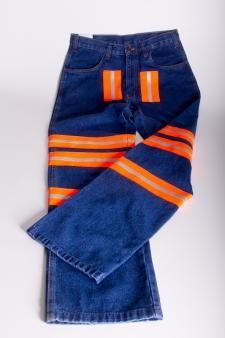 Reflective Jeans - Denim   Inby Supply
