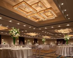 Enjoy impeccable service, contemporary décor and a central location at our McLean, VA hotel. Book now at Hilton McLean Tysons Corner for our best rates. Hall Interior Design, Hall Design, Ballroom Wedding, Hotel Wedding, Wedding Decor, Wedding Ideas, Corner Hotel, Tysons Corner, Hotel Party