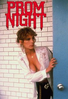 Jamie Lee Curtis as Kim in Prom Night, 1980 Jamie Lee Curtis Young, Tony Curtis, Janet Leigh, Actrices Hollywood, Prom Night, Sexy Older Women, Hollywood Celebrities, Famous Women, Beautiful Actresses