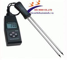 Máy đo độ ẩm hạt, nông sản MMPro HMMD7822 Thông qua CPU làm cho đo lường chính xác hơn. Tự bồi thường nhiệt độ. Máy thiết kế nhỏ gọn , đơn giản và dễ dàng sử dụng bằng cách đưa đầu cảm biển cắm vào vị trí muốn đo độ ẩm Màn hình lớn LCD với ánh sáng trở lại để đảm bảo đọc rõ ràng và chính xác. Đặc biệt tiết kiệm năng lượng đèn nền kiểm soát. Hạt có thể được thử nghiệm với đồng hồ: lúa mì, thóc, gạo và ngô. https://sieuthihaiminh.vn/may-do-do-am-hat-nong-san-mmpro-hmmd7822.html