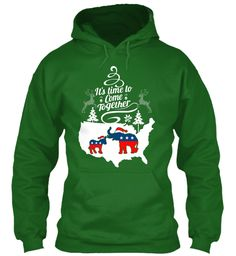 Come together for the Holidays!: Teespring Campaign