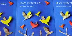We are very proud of our partnership with the prestigious Hay Festival - check out what we're up to in Hay this year: Hereford, West Midlands, Creative, Events, News, Check, Image