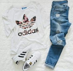 Adidas on We Heart It