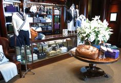 Our London flagship scores an ace for style with the Wimbledon collection