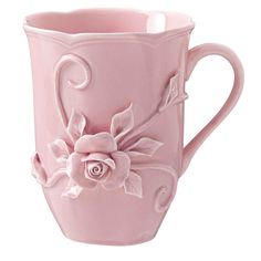 Rambling Rose Mug from Domayne for hubby