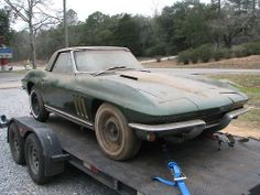 1966 Barn find Corvette Maintenance of old vehicles: the material for new cogs/casters/gears/pads could be cast polyamide which I (Cast polyamide) can produce