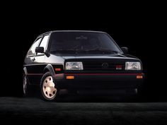 Volkswagen Golf GTI 16V Worldwide (Typ 19) '1986–89