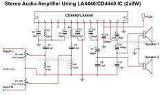 Ic Amplifier Circuit