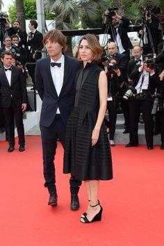 Saint Laurent Red Carpet Cannes Film Festival 2014 - NOWFASHION