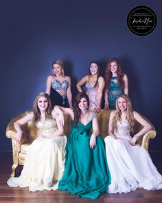Prom & Mardi Gras Photoshoot! Dresses from Beth's Boutique in Gonzales, Louisiana. | Tasha Rae Photography, Louisiana | tasharaephotography.com