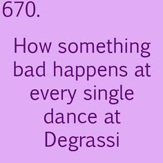 #DegrassianQueen