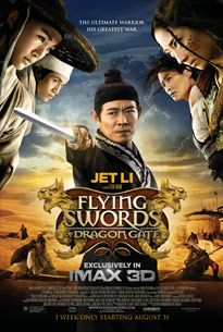 Flying Swords of Dragon Gate: An IMAX 3D Experience Movie
