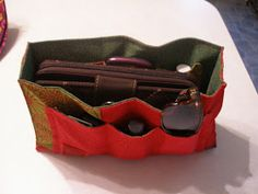 Sweetbriar Studio Sewing: More Purse Organizer Smiles, this time from Lindsay ...