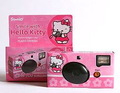 Hello Kitty Picture Frame | Hello Kitty Frame Camera: Sticker Pictures Galore! - Hipster Chic