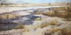 March Thaw, Coulter Bay x oil/cwm Oil Paintings, March, Oil On Canvas, Mac, Art Oil