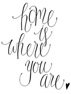 "DreamDecorDesign.com <3  ""Home is Where You Are"""