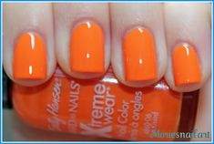 Sally Hansen Hard as Nails Xtreme Wear - Sun Kissed