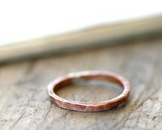 Simple, but pretty ring.
