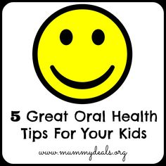 5 Great Oral Health