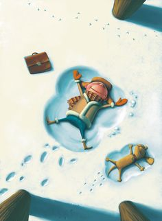 Cute Illustrations - StrangeWorld : Foto