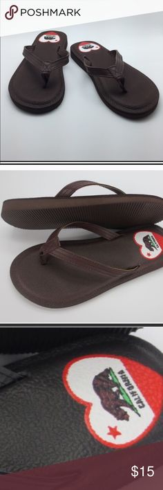 NWT Brown Yoga Mate textured cushion flip flop 😍 New with Tags Treat your feet to the Yoga Mat total comfort with this stylish sandal, on trend leather strap, and our cushiony, comfy textured top sole which are great for day and night🎀if you are a half size go up to the next size🎀All sizes available🎀 HBCali Shoes Sandals & Flip Flops