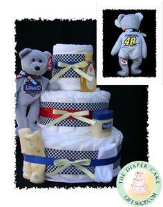Denny Hamlin Birthday Cake