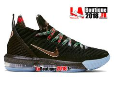 Nike LeBron 16 Watch The Throne CI1518-001 Chaussures Officiel Nike Basketball Prix Pour Homme