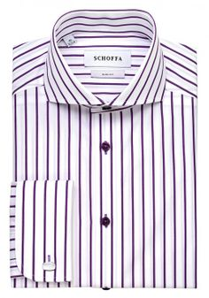 Hatfield Purple | Men's Shirt | Schoffa