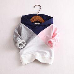 Cool Children's cotton top coat girl boy children coat pullover hoodie sweatshirt boy clothes. Fit: 2 3 4 6 8 years old - $40.44 - Buy it Now!