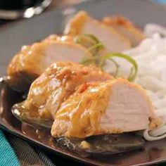 The 30 Minute Thanksgiving Dinner from Taste of Home, including Garlic-Ginger Turkey Tenderloins Recipe