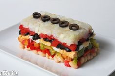 Empedrat: Tipic Plat Català d'Estiu - Empedrat: Typical Summer Catalan Dish