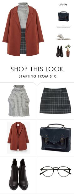 """Another Story"" by jaxdm ❤ liked on Polyvore featuring Alexander Wang, StyleNanda, MANGO and Acne Studios"