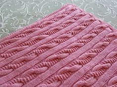 Nicole's requested baby blanket