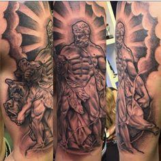 Hercules made by tonicee