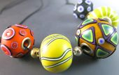 FREE CLASS: Using Large Grommets With Polymer Clay with Donna Kato #craftartedu