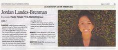 San Fernando Valley Top 20 in their San Fernando Valley, Business Journal, Leadership, Marketing, Top, House, Home, Homes, Crop Shirt