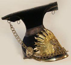 España. Lanceros de la Guardia Real. 1840 Primera Guerra carlista