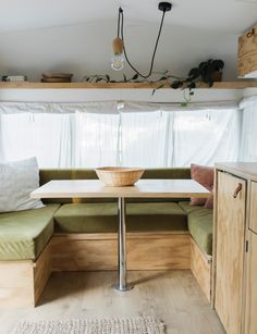 caravan renovation ideas 223983781457000744 - This chic summer caravan mixes old-school styling with modern finesse. Caravan Renovation Diy, Diy Caravan, Caravan Living, Caravan Makeover, Retro Caravan, Caravan Hacks, Caravan Ideas, Caravan Home, Auto Camping
