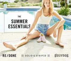 Win The Summer Essentials  <br/>  <hr>  <br//>  <p>Pick 8 Pieces for the Perfect Summer Uniform</p>